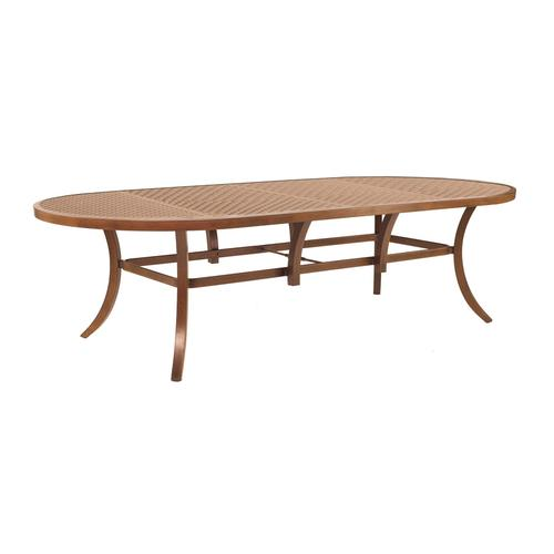 """Castelle - 108"""" Classical Oval Dining Table"""