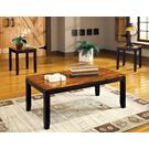 Abaco 3 Pack Set (Pack Includes Cocktail & 2 End Tables) Product Image