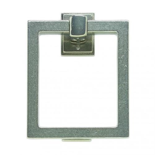 "Rocky Mountain Hardware - 8"" Square Door Knocker - DK8 Silicon Bronze Brushed"