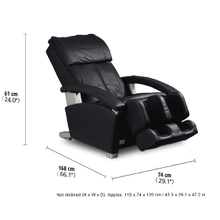 EP-1285 Massage Chairs