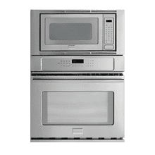See Details - Frigidaire Professional 30'' Electric Wall Oven/Microwave Combination