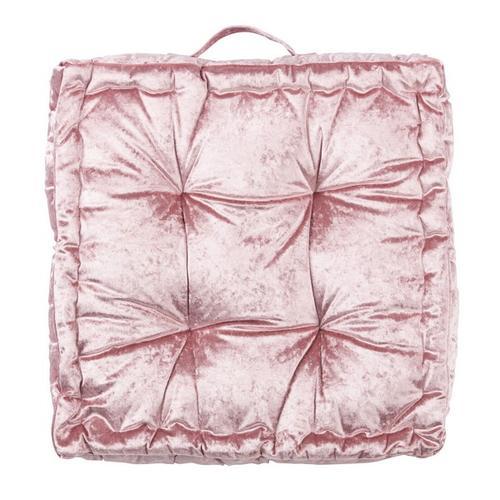 Belia Floor Pillow - Blush