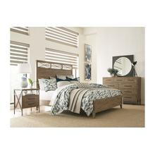 View Product - Jackson Panel Queen Bed - Complete