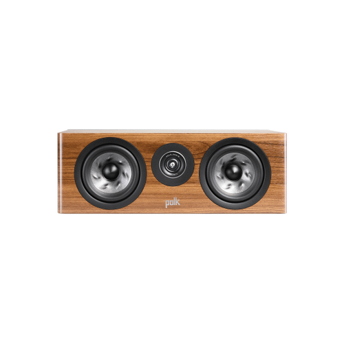 COMPACT CENTER CHANNEL SPEAKER in Walnut
