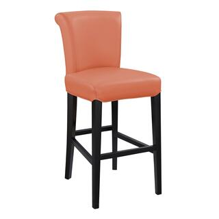 "Briar III 30"" Bar Stool Orange"