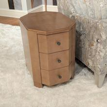 Rose Chairside Chest
