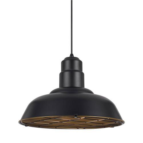 Cal Lighting & Accessories - 150W Ashland Metal Pendant