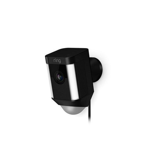 Spotlight Cam Wired - White
