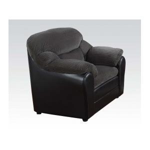 Olive Gray CORD./ESP. Pu Chair