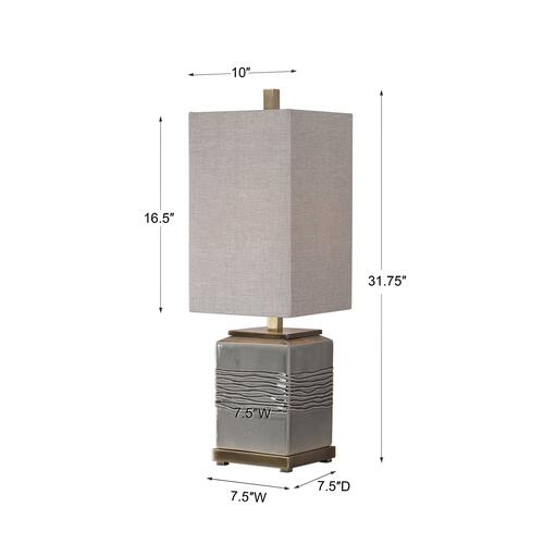 Uttermost - Covey Buffet Lamp