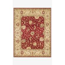 View Product - MM-04 Red / Ivory Rug