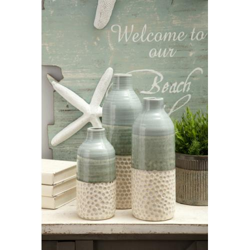 Dahlia Vases - Set of 3