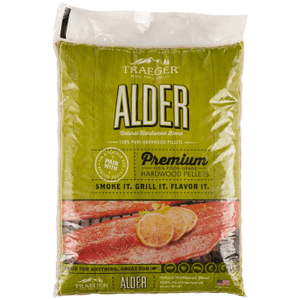 Traeger GrillsTraeger Alder BBQ Wood Pellets