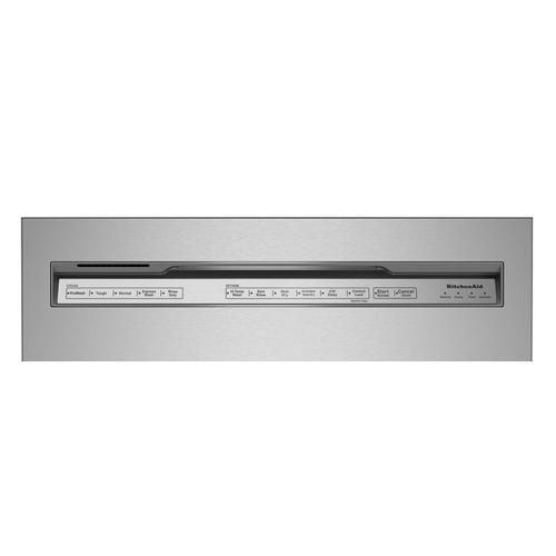 Product Image - 39 dBA Dishwasher in PrintShield™ Finish with Third Level Utensil Rack - Stainless Steel with PrintShield™ Finish