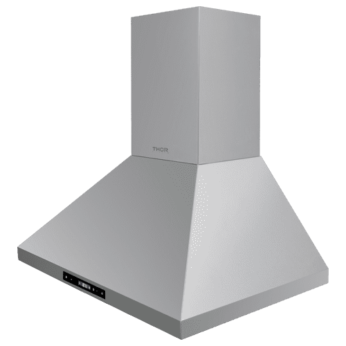 Thor Kitchen - 30 Inch Wall Mount Range Hood In Stainless Steel