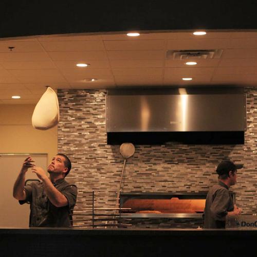 Woodstone - Fire Deck 11275