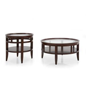 Emma Round Coffee Table