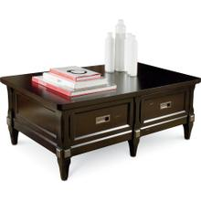 Campbell Storage Coffee Table