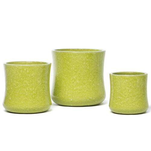 Impasto Planter - Set of 3