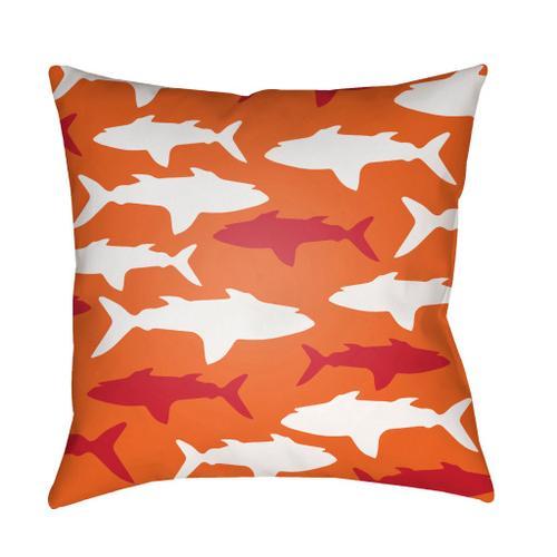 """Sharks LIL-073 18"""" x 18"""""""