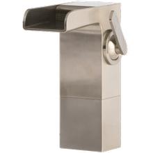 Kascade Vessel Lav Faucet Medium Brushed Nickel