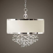 Fascination, 3 Lt Hanging Shade Chandelier