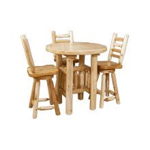 See Details - W148 Pub Table
