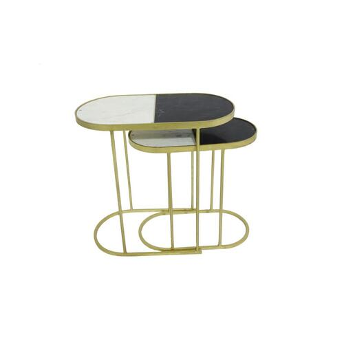 Jacqueline Nesting Accent Tables, 2627W