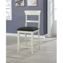 7799 Two-Tone Counter Height Chair