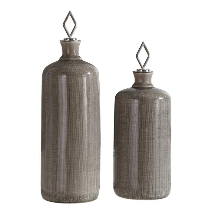 Uttermost - Dhara Bottles, S/2