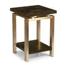 Maya Chairside Table