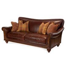All Leather Sofa