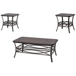 7335 Cocktail and End Table Set