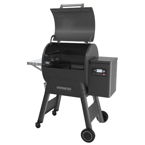 Traeger Grills - Traeger Ironwood 650 Pellet Grill