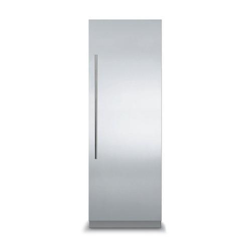 "Viking - MVFI7240W - 24"" Virtuoso Fully Integrated All Freezer with 6 Series Panel"