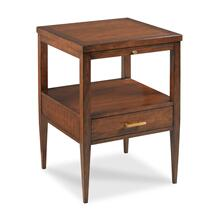 See Details - Toulon Bedside Table
