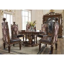 5pc Round Dining Set