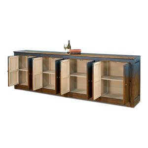 Eight Is Enough Sideboard, Blue