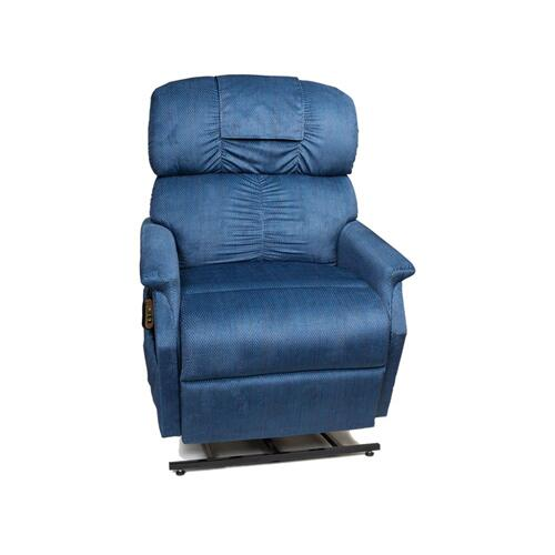 Comforter Large Wide Power Lift Recliner