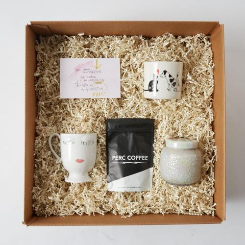 Curated Gift Box (Support A Healthcare Worker Option)