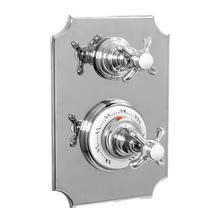 Imperial Thermostatic Shower Set with Volume Control and 021 Handle