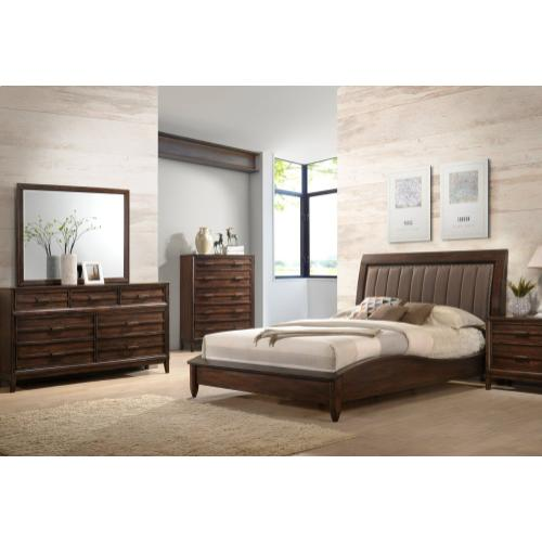 WINDSONG 5/0 Q Headboard