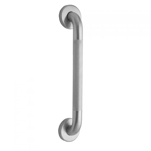 """18"""" Knurled Stainless Steel Commercial 1 1/2"""" Grab Bar (with Concealed Screws)"""