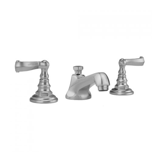 Jaclo - Antique Brass - Westfield Faucet with Ribbon Handles - 1.2 GPM