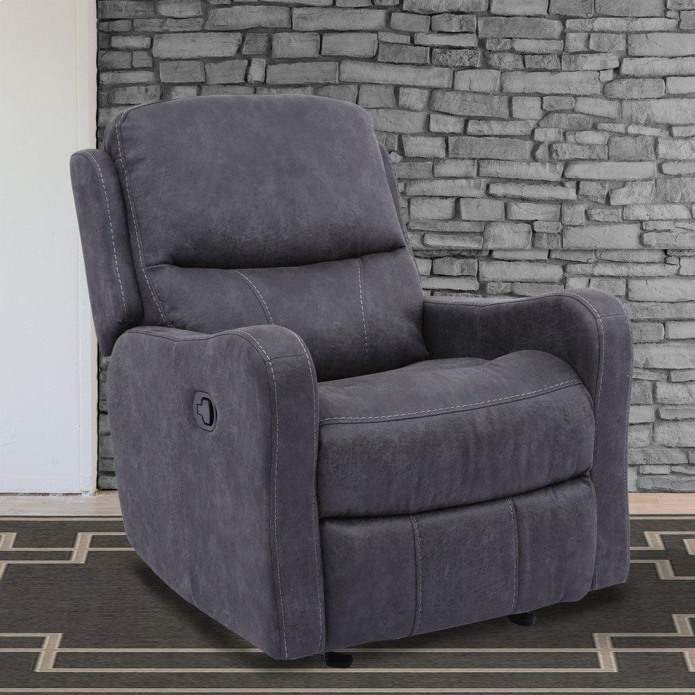 CALESTE - INK Manual Glider Recliner