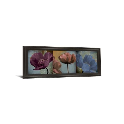 """Blooming Jewels"" By Robert Lacie Framed Print Wall Art"