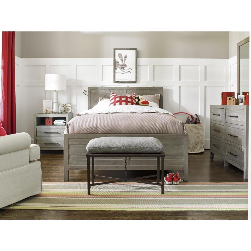 Full Reading Bed