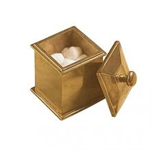 View Product - Square Canister - JR100 Bronze Dark Lustre