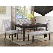 Palmer Dining Bench Chair Product Image