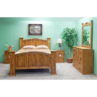 Caramel Mansion Econo Bedroom Set